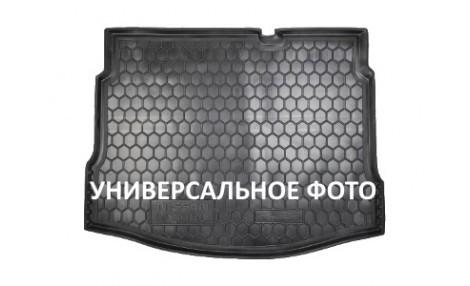 Коврик багажника Avto-Gumm BMW 5 (E39) SD (95-03) рез.-пласт.
