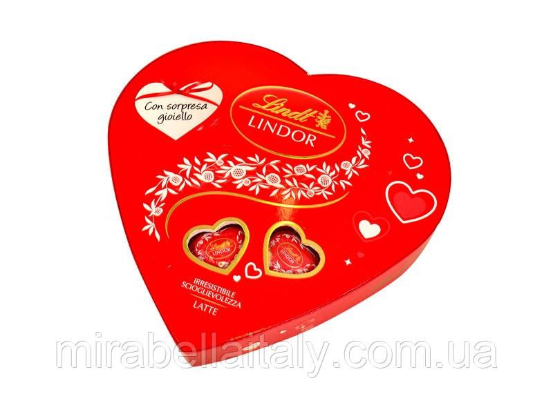 Итальянский шоколад Lind