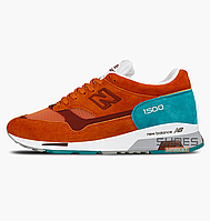 Мужские кроссовки New Balance M 1500 SU - MADE IN ENGLAND orange 655361-60- 0c3a06413a6d9