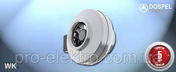 Вентилятор промышленный WK 150 (007-0098), фото 2