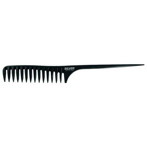 Гребешок для укладки волос Silver Style