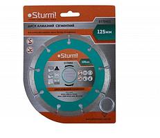 Диск алмазный сегментный (150x22мм) Sturm 5170403