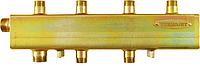 Распределительный одноблочный коллектор СК 292.150 на 3 контура