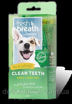 Гель для чистки зубов у собак Тропиклин 118 мл