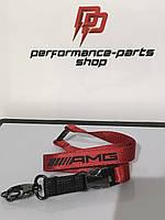 Брелок-лента с карабином для ключей Mercedes-AMG Lanyard B66953852, фото 1