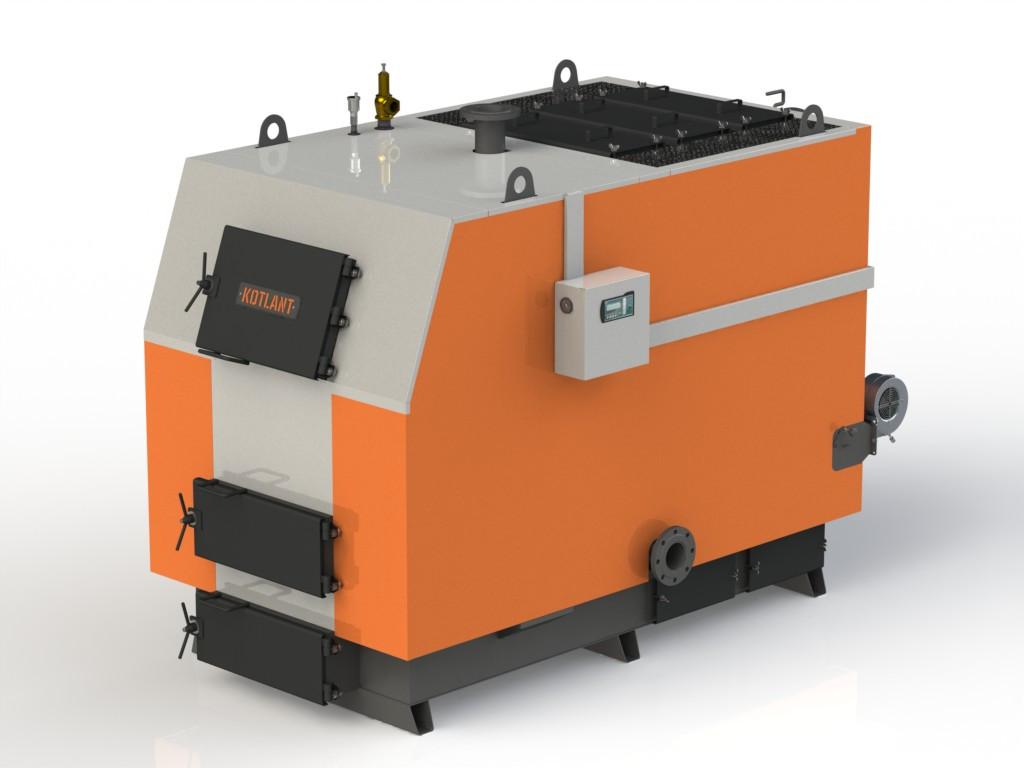 Твердотопливный котел Котлант KB-300 кВт