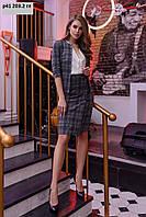 Женский костюм с юбкой р41 203.2 гл, фото 1