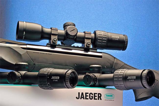 Новая поставка прицелов yukon Jaeger