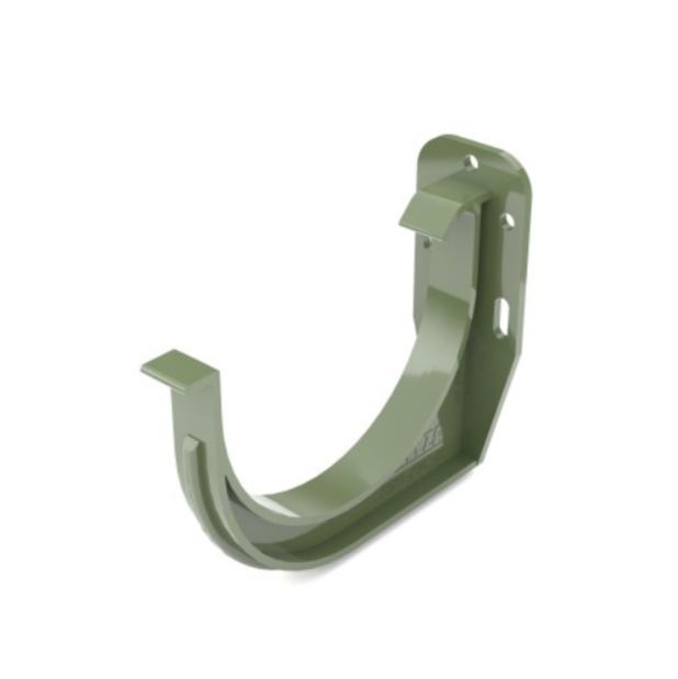 Тримач ринви ПВХ, 125мм, Зелений RAL 6020