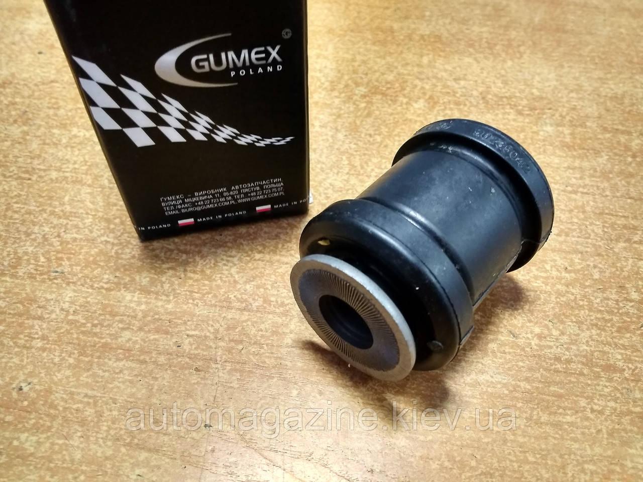 Сайлентблок переднего рычага передний Daewoo Lanos (Gumex)