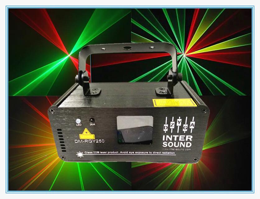 Лазерна установка RGY ПУЛЬТ ДУ для дискотек і шоу