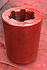 Втулка шлицевая 25 мм\38 мм универсальная Булат