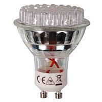 Лампа светодиодная GU10 LAMP 48LEDS 2,7W GU10 2700K SE