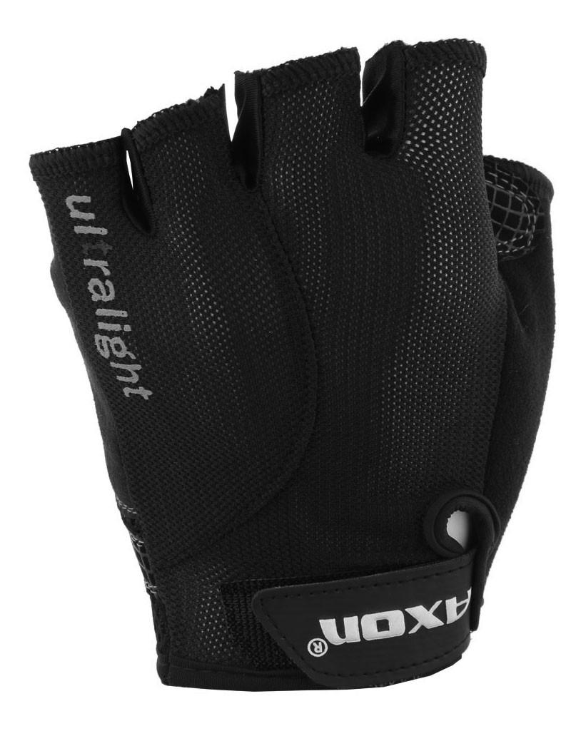 Велорукавиці Axon 190 L Black