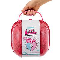 Сердце-сюрприз Лол в розовом кейсе L.O.L. Fizzy Surprise 558378