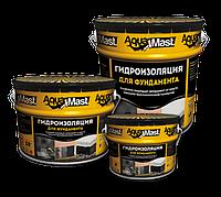 Мастика битумная для фундамента AquaMast (3кг)