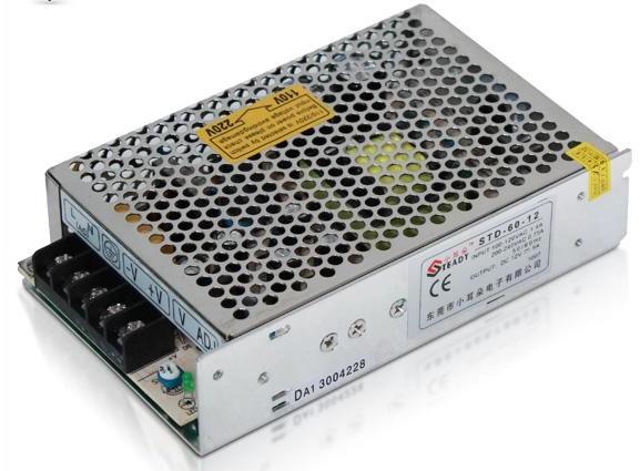 Блок живлення мережевий 60W 12В 5A