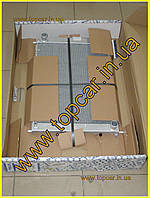 Радиатор кондиционера + двигателя Renault Clio III 05- Van Wezel 4300M405