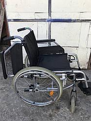 Хорошая инвалидная коляска для реабилитации B&B ширина сидения 44 см.,  б.у. в хорошем состоянии из Европы