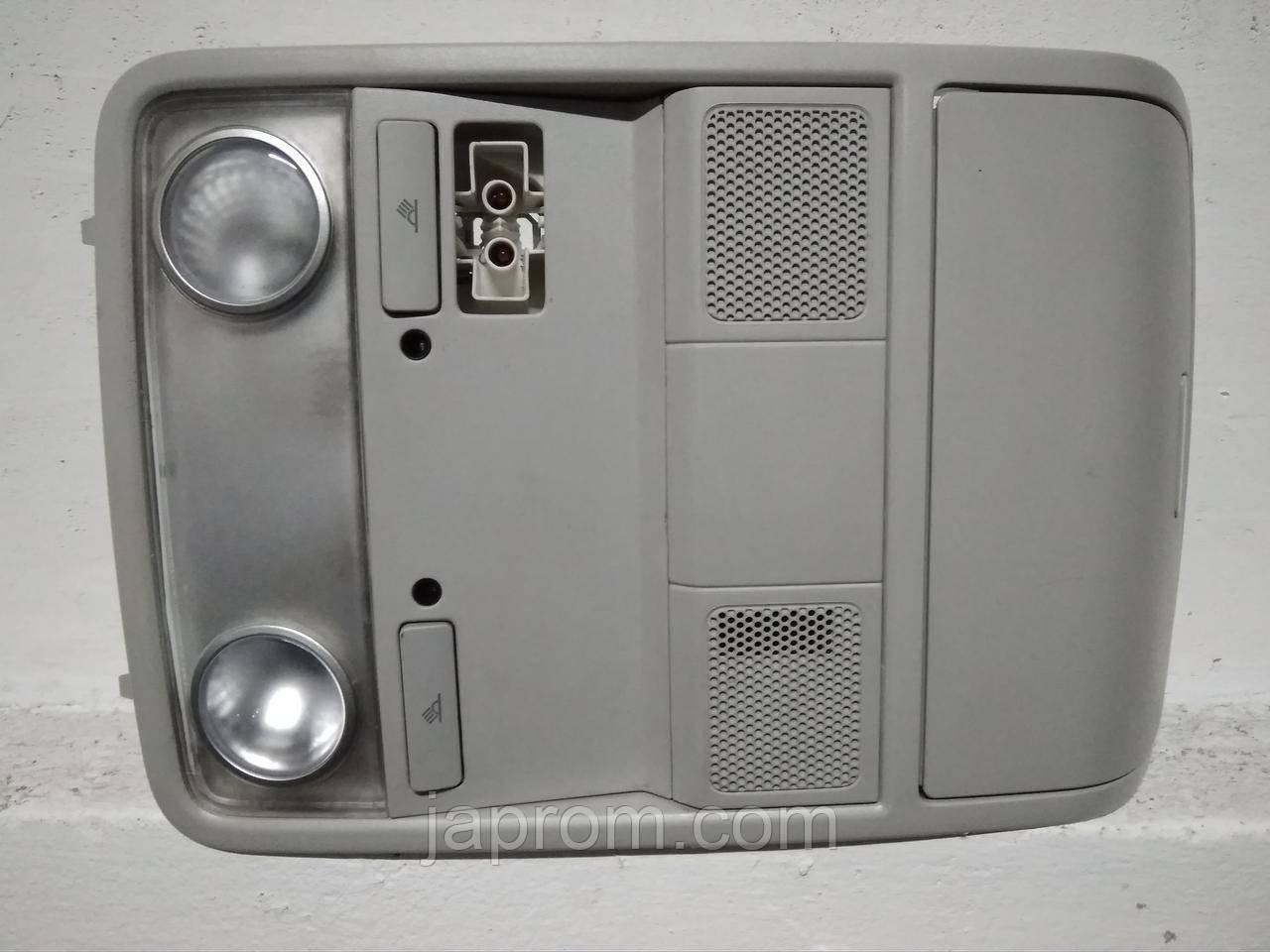 Плафон салона перед Volkswagen Passat B6 2005-2010г.в. (дефект)