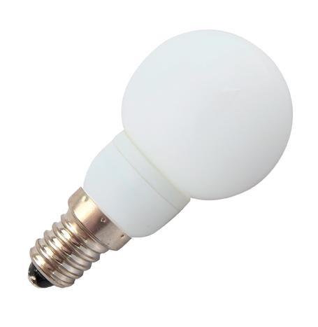 Лампа светодиодная G60 LAMP 15LEDS KOGEL E14 2700K SE (шар) (А)