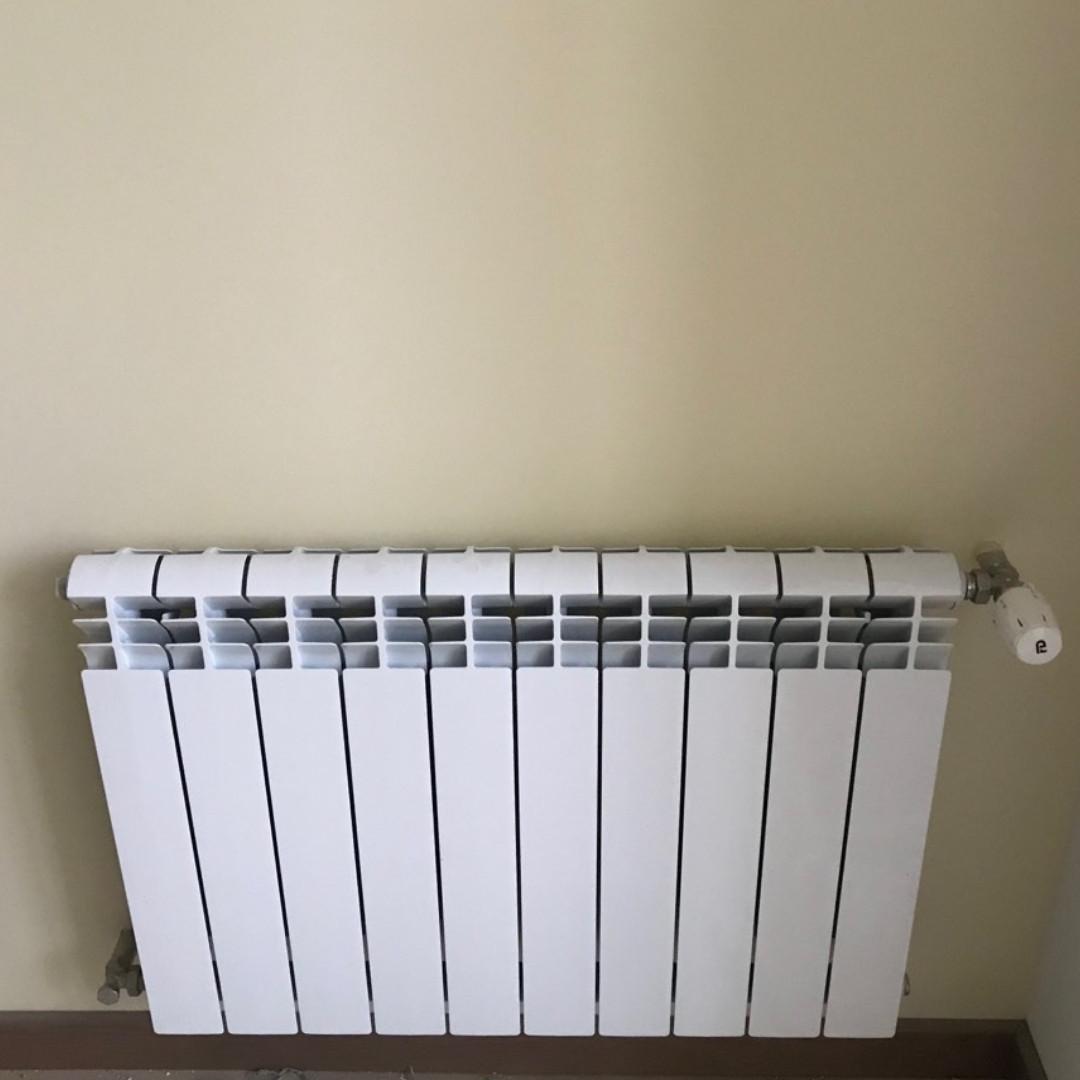 Монтаж системи опалення, теплої підлоги і підключення радіаторів