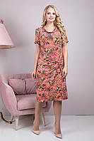 Платье женское с цветочным принтом АР Кэтрин, фото 1