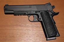 Пневматичний пістолет KWC KM-42ZColt