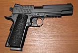 Пневматический пистолет KWC  KM-42ZColt, фото 2