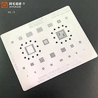 Amaoe BGA трафарет LG:3  0.12mm для LG