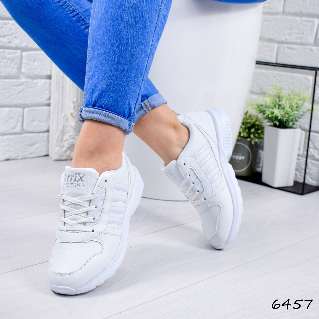061d3ddf9 Женские белые криперы кроссовки - Интернет-магазин