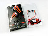 Навушники гарнітура SMS Street black red, фото 6