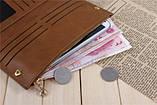 Гаманець жіночий BOGESI brown, фото 5