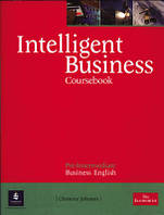 Intelligent Business Pre-Intermediate CB + CD