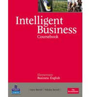 Intelligent Business Elementary CB + CD