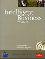 Intelligent Business Elementary WB + CD