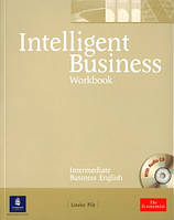 Intelligent Business Intermediate WB + CD