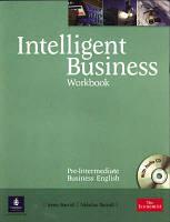 Intelligent Business Pre-Intermediate WB + CD