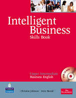 Intelligent Business Upper-Intermediate Skills Book with CD-ROM
