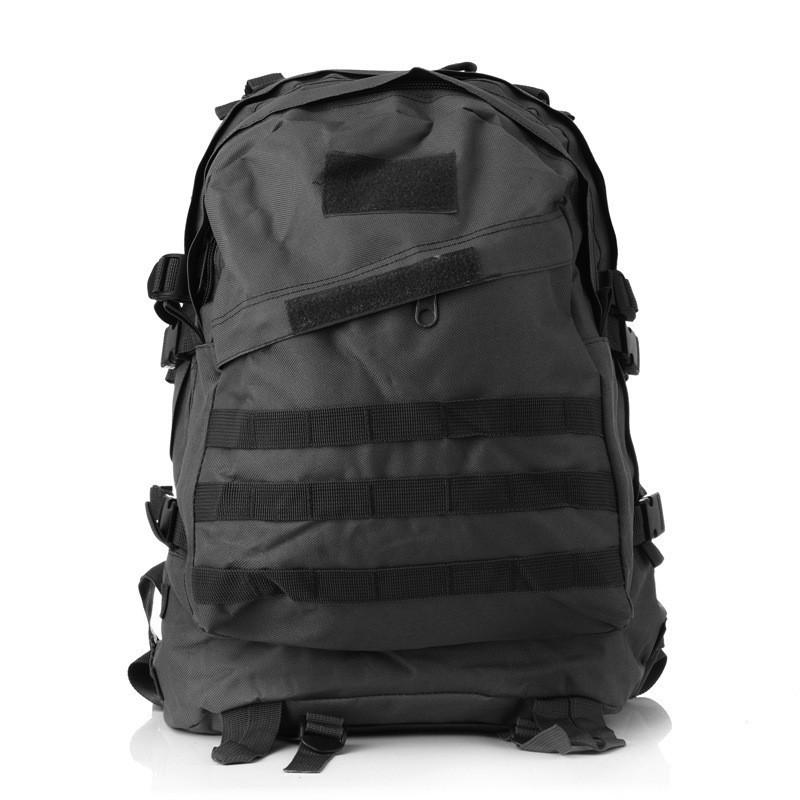 Армейский походный рюкзак Bulat black