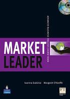 Market Leader 3-ed Adv CB + CD + CD-ROM