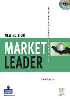 Market Leader 3-ed Pre-Int Pr. File + CD