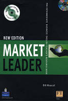 Market Leader 3-ed Pre-Int Teacher's Res. Book + Test master CD-ROM