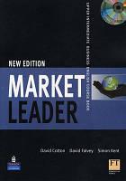 Market Leader 2-ed Up-Int CB + CD-ROM + CD