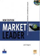 Market Leader 3-ed Up-Int Pr. File + CD