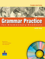 Grammar Practice for Elem. Students with key and CD-ROM