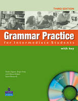 Grammar Practice for Interm. Students with key and CD-ROM