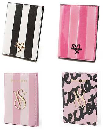 Обложка для паспорта и ID карты Виктория Сикрет (Victoria s Secret), чехол для документов, фото 2