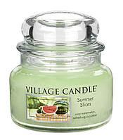 Свеча ароматическая Кусочки Лета Village Candle 262 г