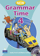 Grammar Time 4 SB NE with Multi-ROM